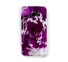 Petunia Zigzag Samsung Galaxy Case/Skin