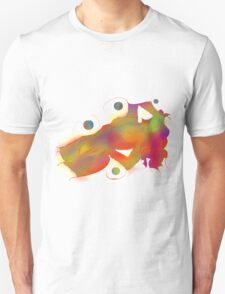 Abstract digital art - Limettina V1 T-Shirt