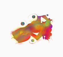 Abstract digital art - Limettina V1 Unisex T-Shirt