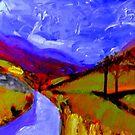 Un Petit Pochade  by Rusty  Gladdish
