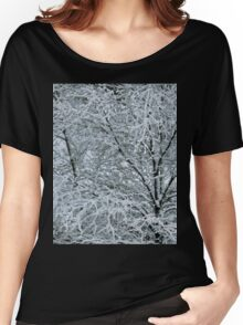 Snow Tree Women's Relaxed Fit T-Shirt