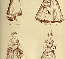 Fancy dresses described or What to wear at fancy balls by Ardern Holt 028 Moalian Amy Roboart Anne Boleyn Ait by wetdryvac