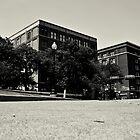 Sixth Floor (JFK) Museum at Dallas by Rafiul Alam