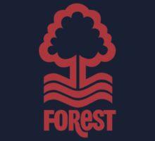 nottingham forest logo 1 Kids Clothes