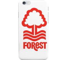 nottingham forest logo 1 iPhone Case/Skin