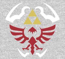Hylian Shield - Legend of Zelda Kids Clothes
