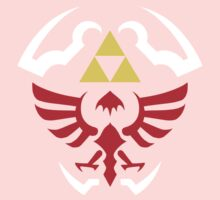 Hylian Shield - Legend of Zelda Kids Clothes