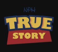 True Story One Piece - Short Sleeve