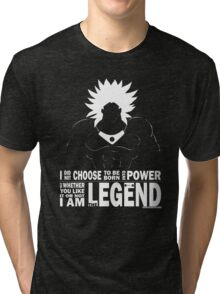 Broly - Legend Tri-blend T-Shirt