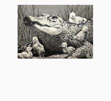 """Gator Gaggle"" Graphite Illustration Unisex T-Shirt"