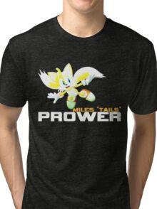 Miles Prower Tri-blend T-Shirt