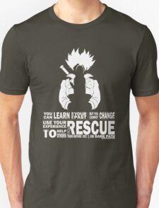 Future Trunks - Rescue Unisex T-Shirt