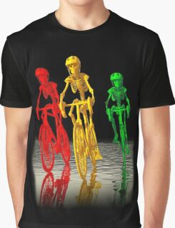 Bones on bikes tee and iphone case Graphic T-Shirt