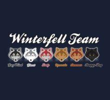 Winterfell Team by Namueh
