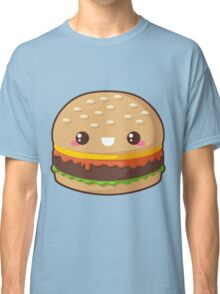 Kawaii Cheeseburger Classic T-Shirt
