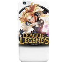 League Of Legends - Lux iPhone Case/Skin