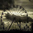 A Dark Day At The Fair by Chris Lord