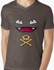 Koffing Mens V-Neck T-Shirt