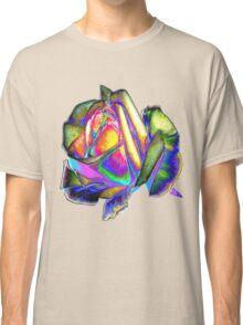 Splendiferous rose design Classic T-Shirt
