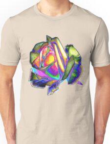 Splendiferous rose design Unisex T-Shirt
