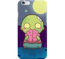 Lil Zombie iPhone Case/Skin