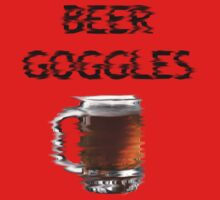 Beer Goggles One Piece - Short Sleeve