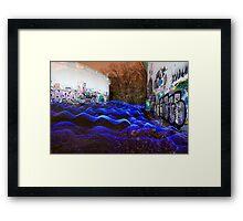 appropriated Landscape #8 Framed Print