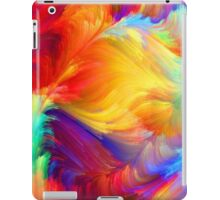 Bright water colours iPad Case/Skin