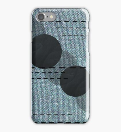 Dots and Dashes iPhone Case/Skin