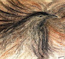 Crow by Yvonne Emerson