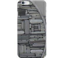 Stone circles iPhone Case/Skin