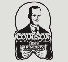 Coulson is My Homeboy (Outline) by pantsdesign