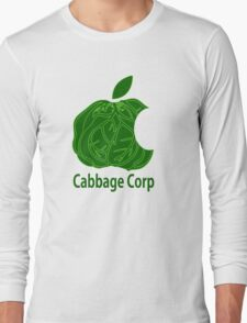 Legend of Korra Avatar Cabbage Corp Long Sleeve T-Shirt