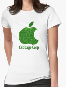Legend of Korra Avatar Cabbage Corp Womens Fitted T-Shirt