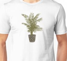 Houseplant With a Cool Pot Unisex T-Shirt