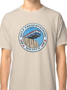Self Preservation Society Classic T-Shirt