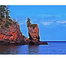 Shovel Point Photographic Print