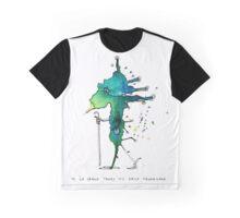 M. Le Grand takes his daily promenade Graphic T-Shirt