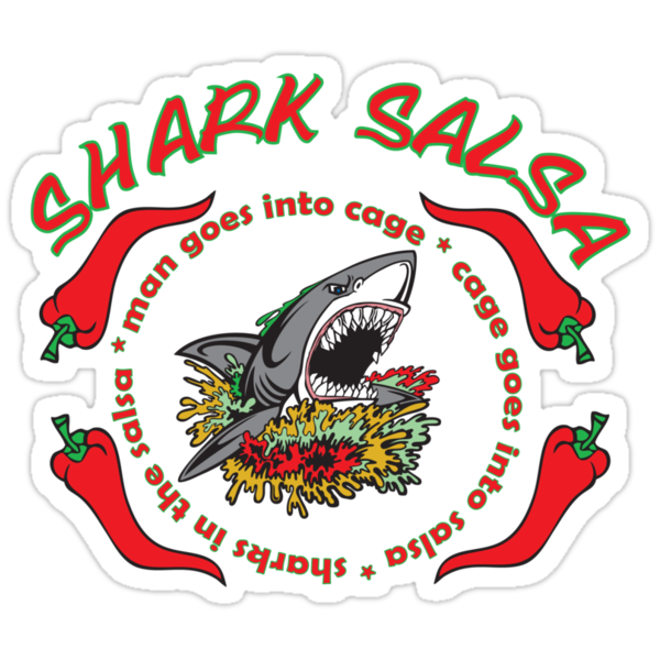 Clerks Shark Salsa by Tardis53