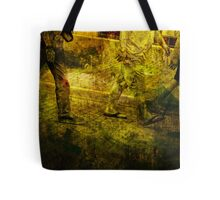Pedestrians On the Move No.5 Tote Bag