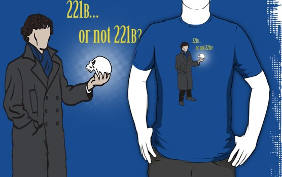 221B or not 221B by GhostGlide