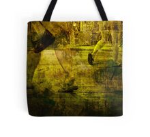 Pedestrians On the Move No.7 Tote Bag