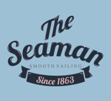The Sea Man by lesleylo1214