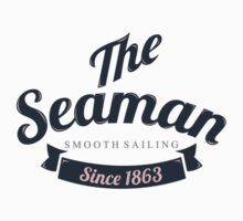The Sea Man Kids Clothes