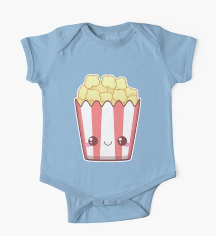 Popcorn! One Piece - Short Sleeve