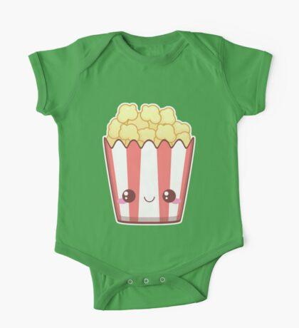 Popcorn! One Piece - Short Sleeve