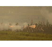 British Line Infantry Photographic Print