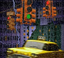 Big Yellow Taxi by Randall Nyhof