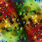Cosmic Time Warp by Sandy Edgar