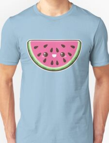 Kawaii Watermelon Slice Unisex T-Shirt